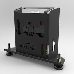 Metallschutzgehäuse für SkyTrak Launchmonitor