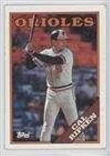 Cal Ripken Jr. 1988 Topps Baseball Card #650