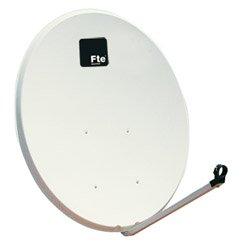 Antena parabólica Offset 100 cm de Aluminio