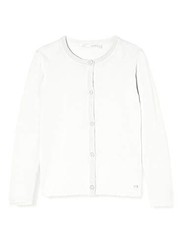 Mexx Mädchen Jacke, Weiß (Marshmallow 114300), 134/140 (Herstellergröße: 134-140)
