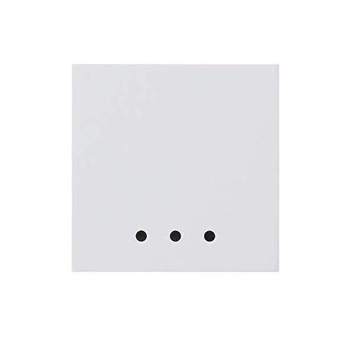 Gira Funk-Glasbruchmelder 522316 AP Alarm Connect rws Designneutral Glasbruch-, Erschütterungs-, Körperschallmelder 4010337059226