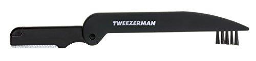 Tweezerman 58400-294-0 - Rasoio di precisione, pieghevole, confezione da 1 pezzo