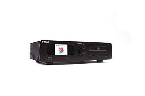 Block Audioblock CVR-100+ MKII - CD-Internet-Receiver, Schwarz