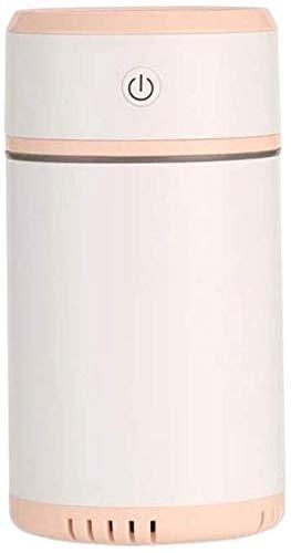 lndytq Humidificador de Aire ultrasónico humidificador de Aire de Niebla fría para dormitorios y bebés Funcionamiento silencioso función de Apagado automático Que Dura hasta 20 Horas