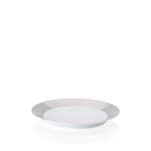 Arzberg Tric Cool Frühst. bord 22/FA, porselein, 22,3 x 22,5 x 8,2 cm