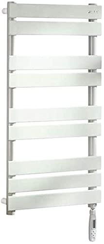 WEDF Calentadores de Toallas eléctricos con calefacción, Fibra de Carbono, Secado programado,...