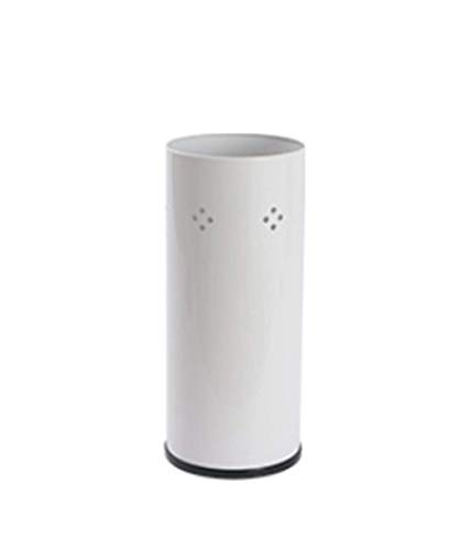 MLTYQ Edelstahl verfügt über stilvolle zylindrische Household Company große Kapazität Aufbewahrungseimer (Material: B)