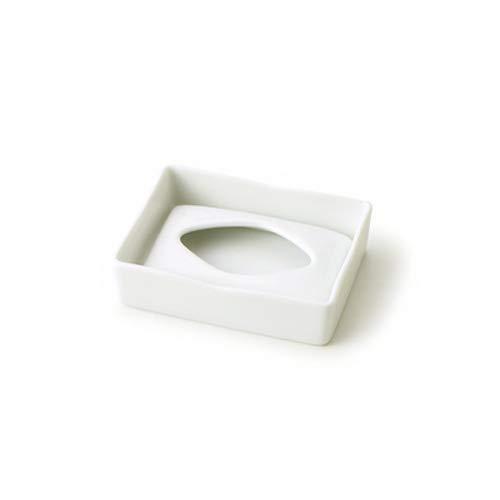 山九製陶所『陶磁器製ポケットティッシュケースボックス』