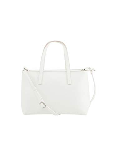 TOM TAILOR Damen Taschen & Geldbörsen Shopper Marla white,OneSize