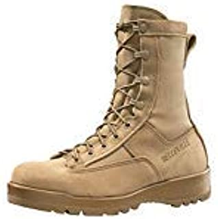 Belleville 790G Men's GI Desert Military Army Waterproof Goretex Temperate Flight Military Combat Boots TAN-Size 9.5R &10R Made in USA