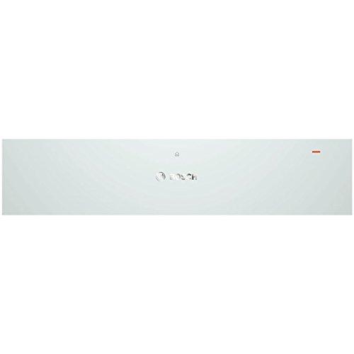 Bosch BIC630NW1 Serie 8 Wärmeschublade / 14cm / Feder-Mechanismus / leichte Reinigung / Glasfront/ weiß