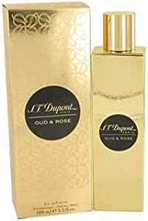 S.T.Dupont Oud Et Rose For Unisex - Eau De, 100 ml-