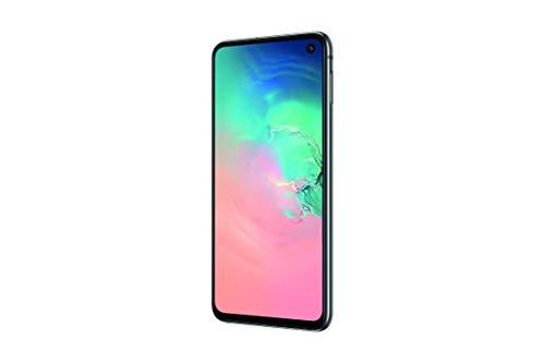 Samsung Galaxy S10e 128 GB Dual SIM, 128 GB interner Speicher, 6 GB RAM, prism white, [Standard] Italienische Version