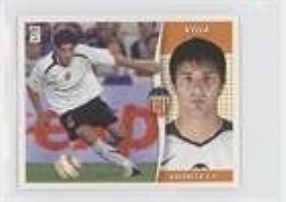 David Villa (Trading Card) 2006-07 Collecciones Este Liga BBVA (La Liga) Stickers - [Base] #DAVI