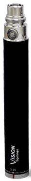 Vision Spinner eGo Akku regelbar von 3,3-4,8 V in 900 mAh und schwarz