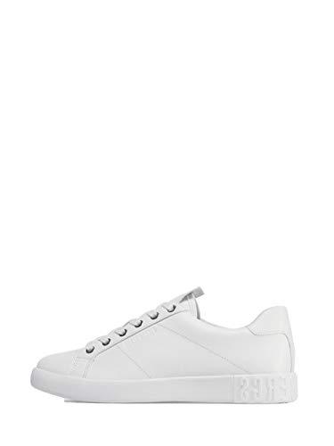 Bikkembergs B4BKM0143001SHIERAN - Zapatillas deportivas para hombre, color blanco, colección otoño, invierno 2020/2021 Blanco Size: 43 EU