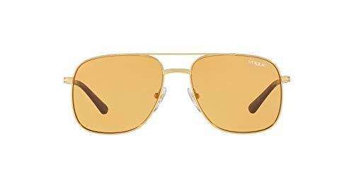 Vogue Eyewear 0VO4083S 280/7 55 Occhiali da sole, Oro (Gold/Orange), Donna