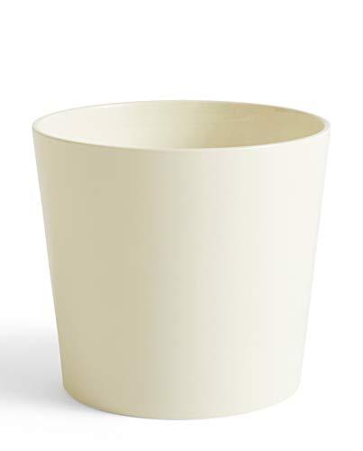 Botanical Family bloempot XL, off-white keramiek H 20cm Ø 22cm