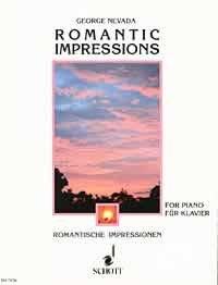 ROMANTISCHE IMPRESSIONEN - arrangiert für Klavier [Noten / Sheetmusic] Komponist: NEVADA GEORGE