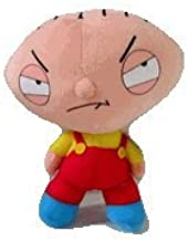 20th Century Fox 9in Stewie Griffin Plush Toy - Family Guy Stuffed Toys