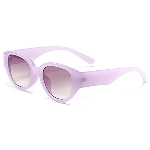 LUOXUEFEI Gafas De Sol Gafas De Sol De Mujer Gafas De Sol De Estilo Veraniego Para Hombre Gafas Azul Marrón Verde Playa