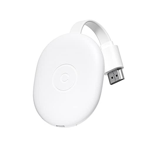Hopowa HDMI Pantalla Dongle Adapte Wireless, Adaptador de TV 4K Streaming Receptor de Video Compatible con Android/iOS/Windows, Conector de Pantalla Streaming Dispositivos Receptor