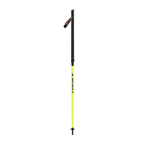 Scott RC Pro Bâtons de ski pour homme 125 Jaune