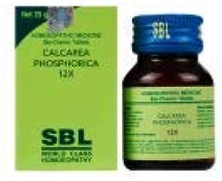 SBL Calcarea Phosphorica Biochemic Tablet 12X