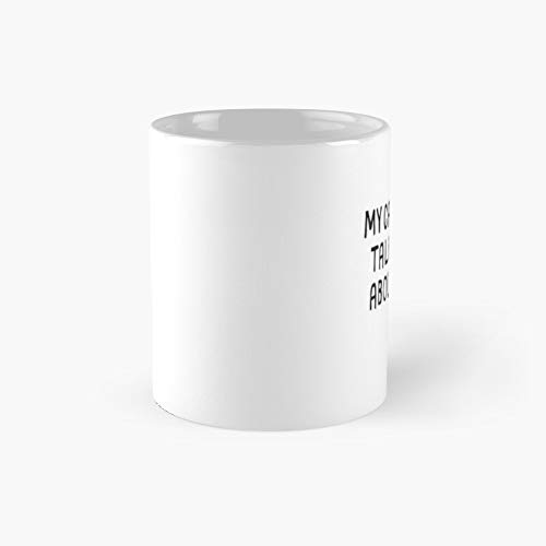 My Cat And I Talk S.h.i.t About You Classic Mug - Funny Gift...