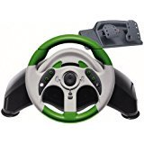 MC2 Wired XBox 360 Racing Wheel and Pedals