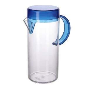 Tatay Jarra de Agua, Libre de BPA, Long Life, de Plástico. Color Azul. Medidas 19 x 11 x 25.3 cm