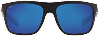 Costa Del Mar Men's Broadbill Square Sunglasses