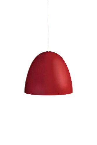 Massive 406175710 Marcoso Suspension Rouge 1 x 40 W