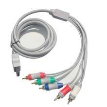 Cable por Componentes de Wii