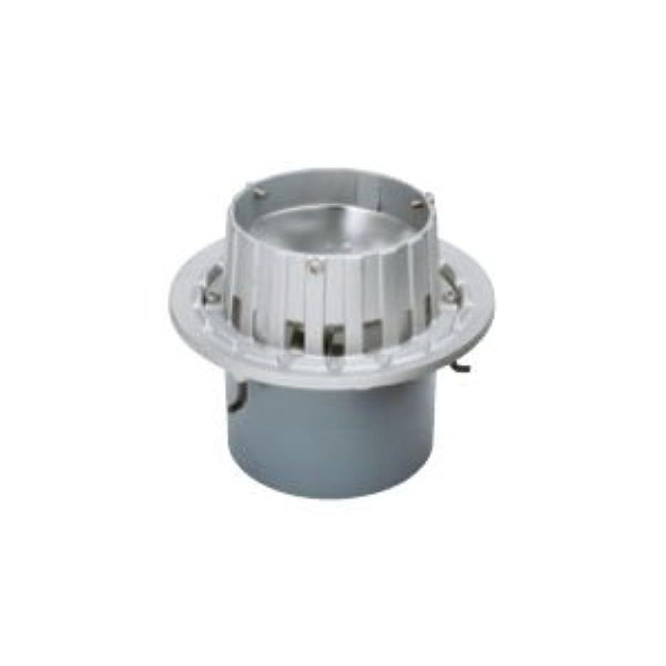 早熟全能ディレイカネソウ ステンレス鋳鋼製ルーフドレイン たて引き用 打込型(呼称100) メーカー直送代引不可 ESMJ-2-100