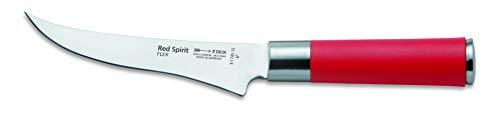 F. DICK Ausbeinmesser, Red Spirit (Messer mit Klinge 15 cm, X55CrMo14 Stahl, nichtrostend, 56° HRC) 81745152