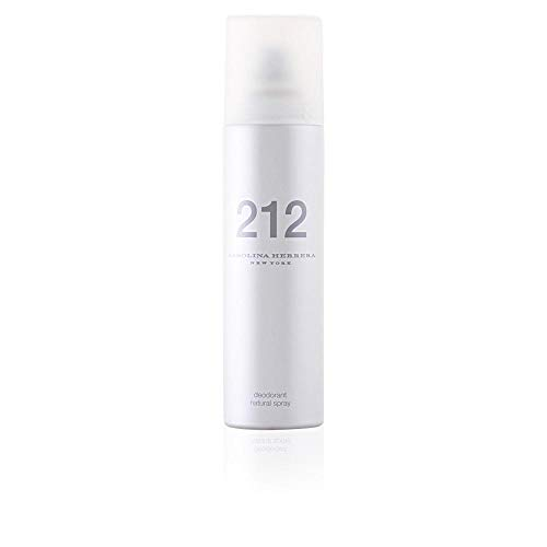 Carolina Herrera 212 femme/woman, deodorant, verstuiver/spray 150 ml, per stuk verpakt (1 x 150 ml)