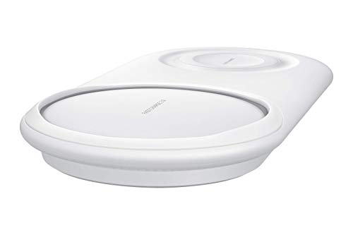 Wireless Charger Duo Pad, Weiß