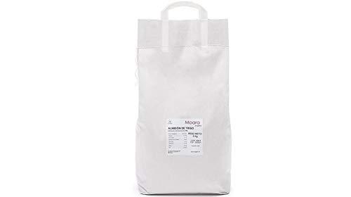 Almidón de trigo sin gluten