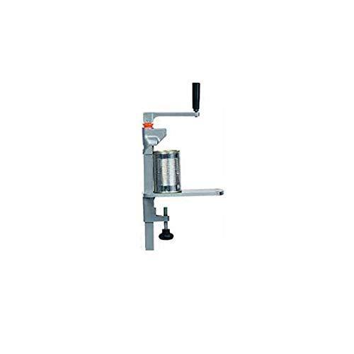 Fimel Apparecchiatura in Acciaio cementato. Coltello in Acciaio Inox, Alzacoperchi Magnetico100 x 230 x h 690 mm