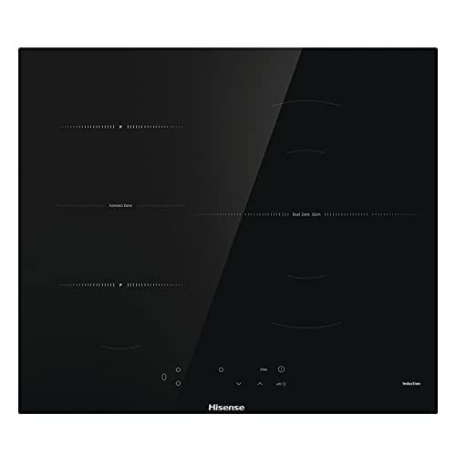 Hisense I6337C - Placa Inducción 3 zonas, 1 con foco...