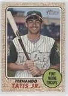 Fernando Tatis Jr. (Baseball Card) 2017 Topps Heritage Minor League Edition - [Base] #99