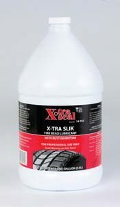 Slik Tire Bead Lubricant X-tra Seal Mounting or Demounting Lubricant 1 Gallon