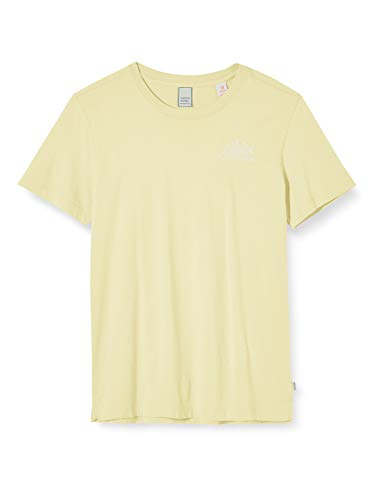 Scotch & Soda Shrunk Jungen Logo T-Shirt, Gelb (Lemonade 0510), 164 (Herstellergröße: 14)