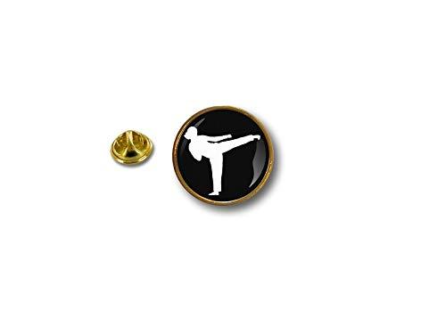 Akacha pins pin Badge pin s Metal Biker Motard Karate Kimono Fille