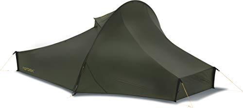 Nordisk Telemark 1 ULW Zweilagenzelt Zelt, Forest Green