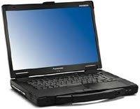 Panasonic Toughbook CF-52 15.4in Display i5 4GB RAM 160GB HDD Windows 7 Pro PCRETOUR Value Renewed --- Windows 7 Professional 64BIT ---