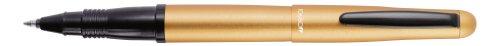 Tombow Roller Object - Bolígrafo, color naranja y dorado