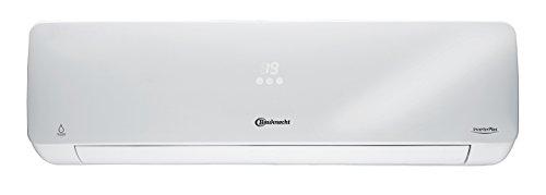 Bauknecht Split-Klimagerät SPIW309A2BK, Energieeffizienzklasse A++, Premium Design