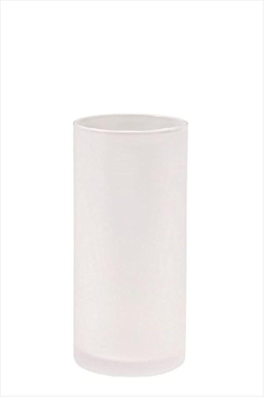 順応性潜む輸血カメヤマキャンドル(kameyama candle) モルカグラスMフロスト